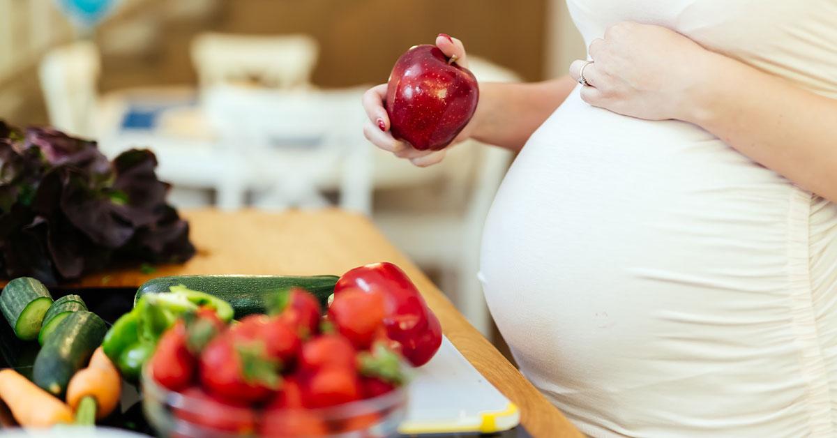 Gebelik ve Emziklik Döneminde Beslenme Desteği