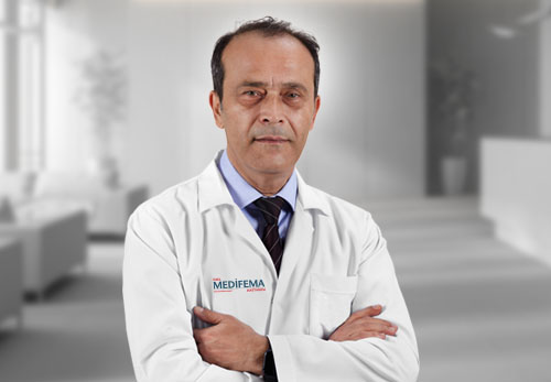 Prof. Dr. Hilmi Tokmakoğlu