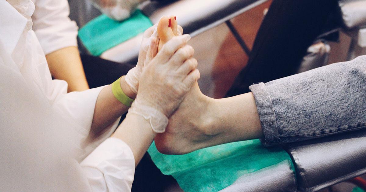 Ayak Bileği ve Ayak Problemlerinin Tanı ve Tedavisi