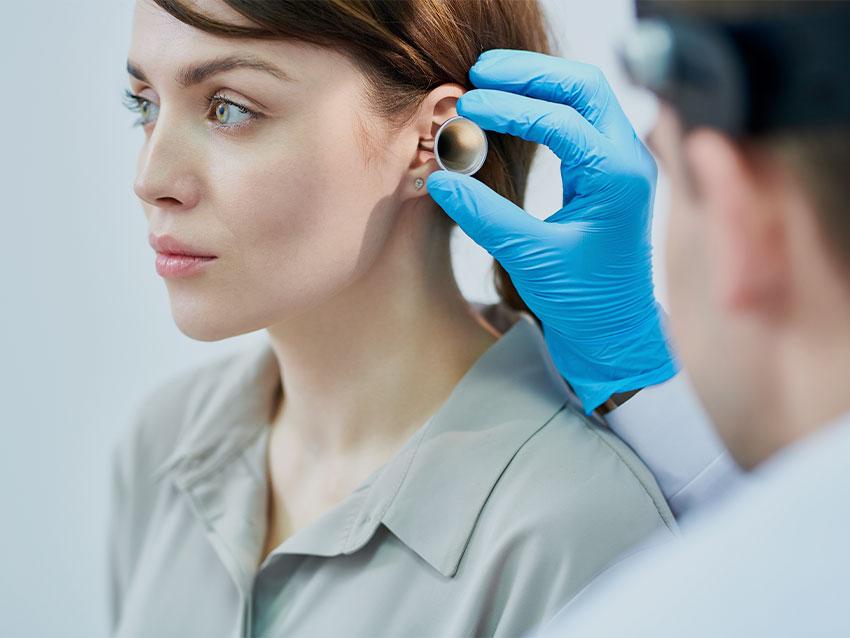 Endoskopik Kulak Zarı Onarımı